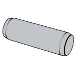 GB /T119.1-2000 不淬硬钢和奥氏体不锈钢圆柱销