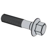 GB /T16674.1-2016 六角法兰面螺栓 小系列