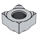 DIN 928-2013 四方焊接螺母