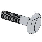 GB 37-1988 T形槽用螺栓