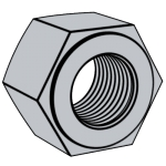GB /T1229-2006 钢结构用高强度大六角螺母