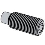 GB /T79-2007 内六角圆柱端紧定螺钉