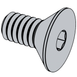 ISO 10642-2004 内六角沉头螺钉